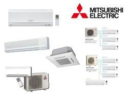 Attractive Central AC Dealers Mitsubishi